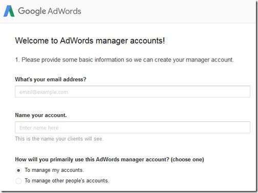 mendaftar google adword manager