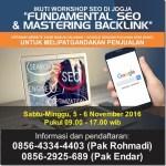 Pelatihan Internet Digital Marketing SE