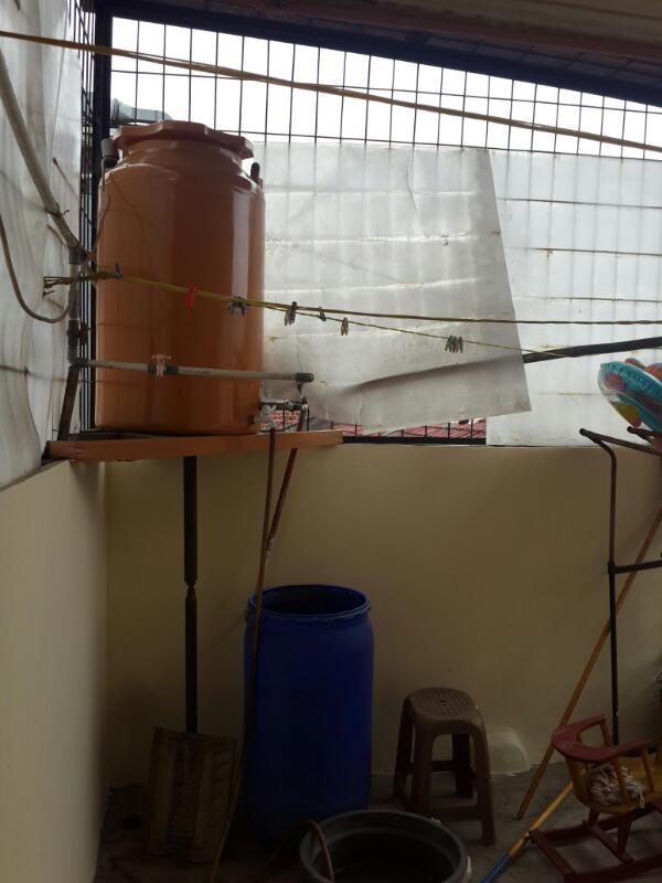 Rumah disewakan di kontrakan daerah Tangerang Kota