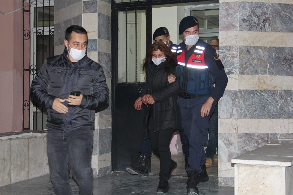 Eski kocasını öldürüp tandırda yakan kadın tutuklandı