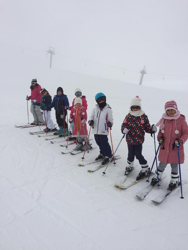 Isparta'da ücretsiz kayak eğitimi verilecek