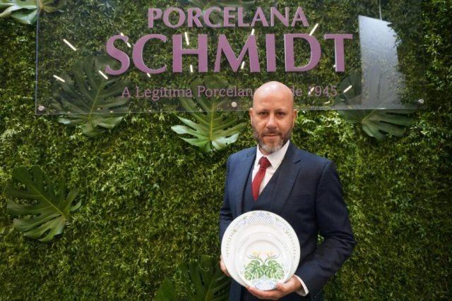 Samuel Cirnansck e Porcelana Schmidt