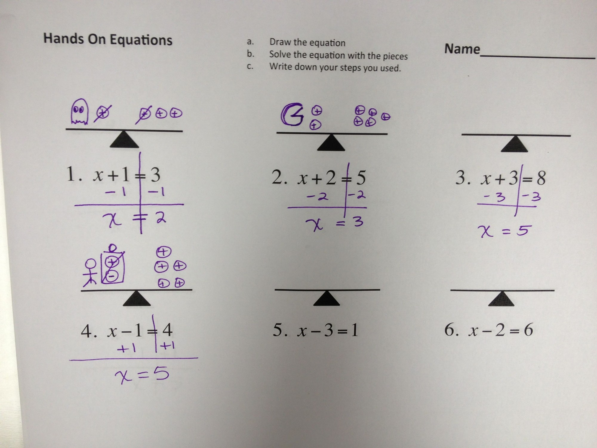 hight resolution of Solving Equations – MONSTER MATH!   I Speak Math