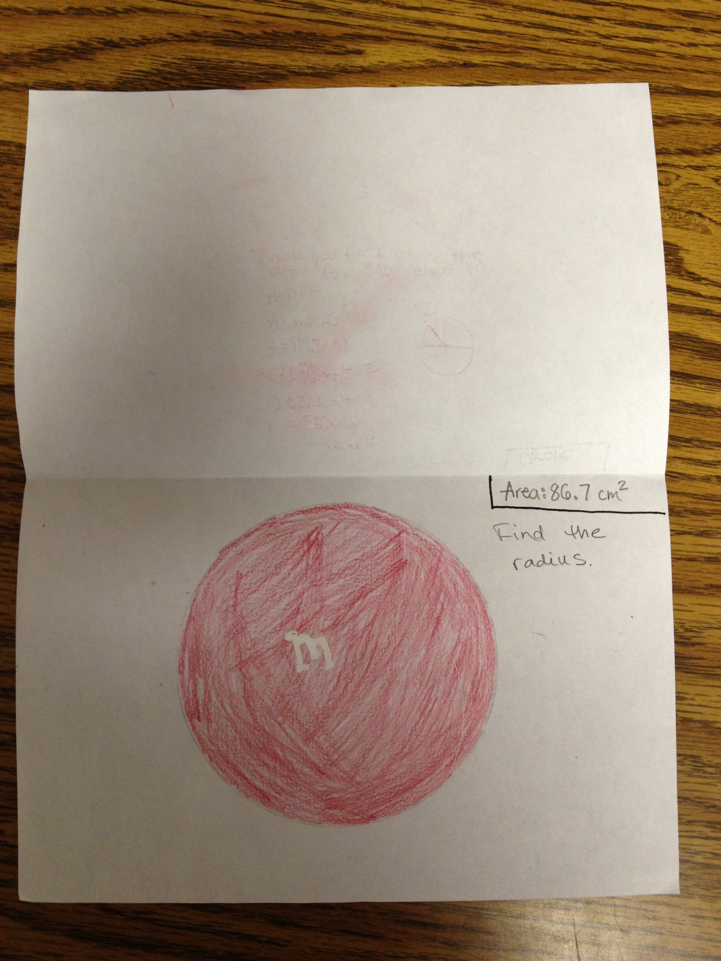 Student Created Math Hunt Of Area Of Irregular Shapes