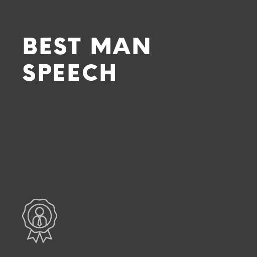 Best Man Speech Ispeeches Com