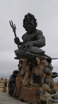 Neptune Standing guard at the Atlantic