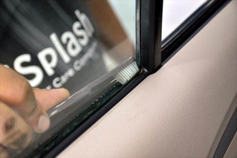 Car Rubber Seals Detailing