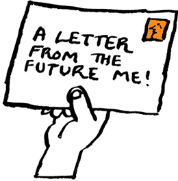 A Letter From The Future Me (Knowing Your Role as a Parent in Youth Sports)
