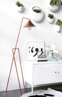 MY DIY | Copper Pipe Floor Lamp | I Spy DIY | Bloglovin