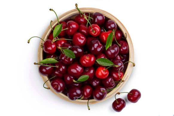 Tart Cherries Are Sweet for Blood Vessel Health | I Spy Physiology Blog