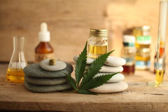 cannabis cbd product oil