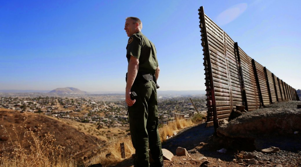 Illegal immigration and border security - will a wall work?