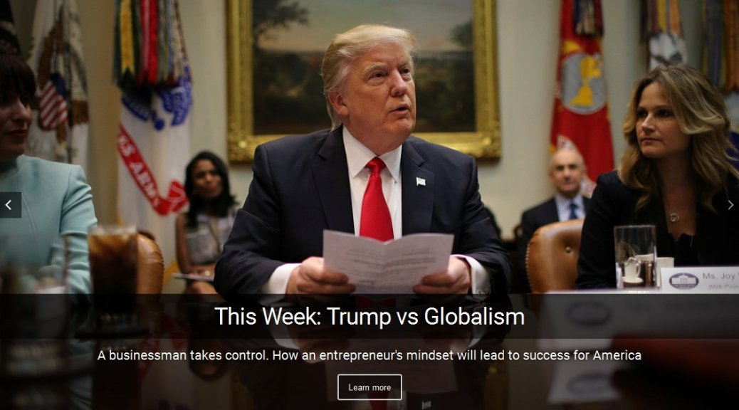 Trump-vs-globalism-a-businessman-taTrump vs globalism - a businessman takes chargekes-control