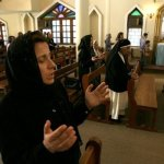 In the war between Muslims and Christians it turns out Christians are winning