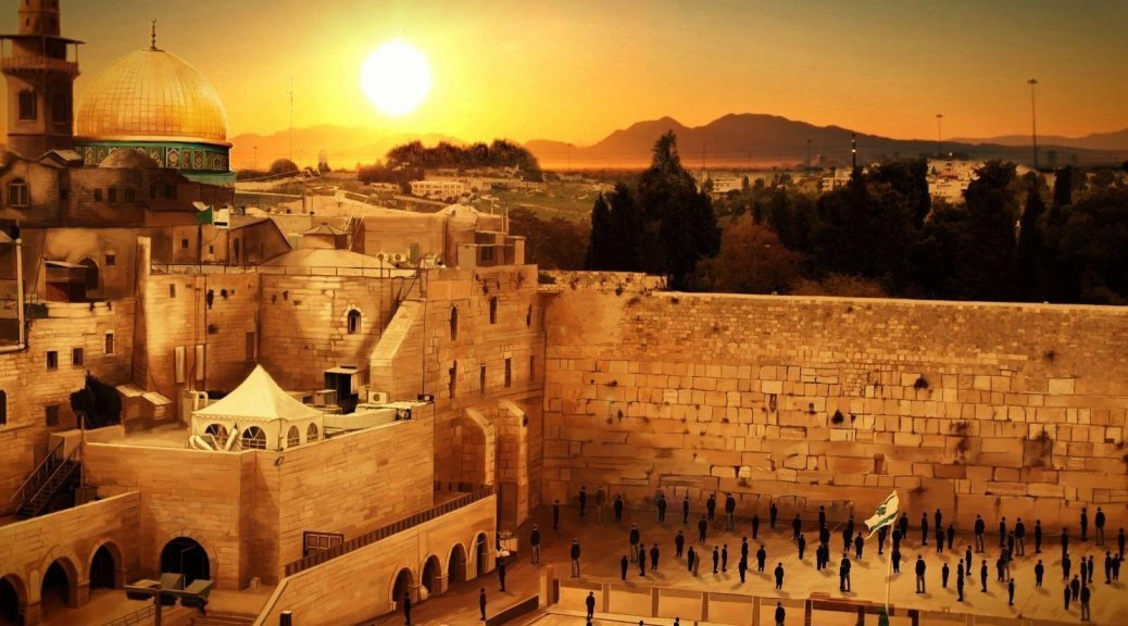 "Trump's Jerusalem - A former jihadist reveals why ""Trump's Jerusalem"" and unreported events in the Middle East will open the door to peace in Israel—even rebuilding the Temple"