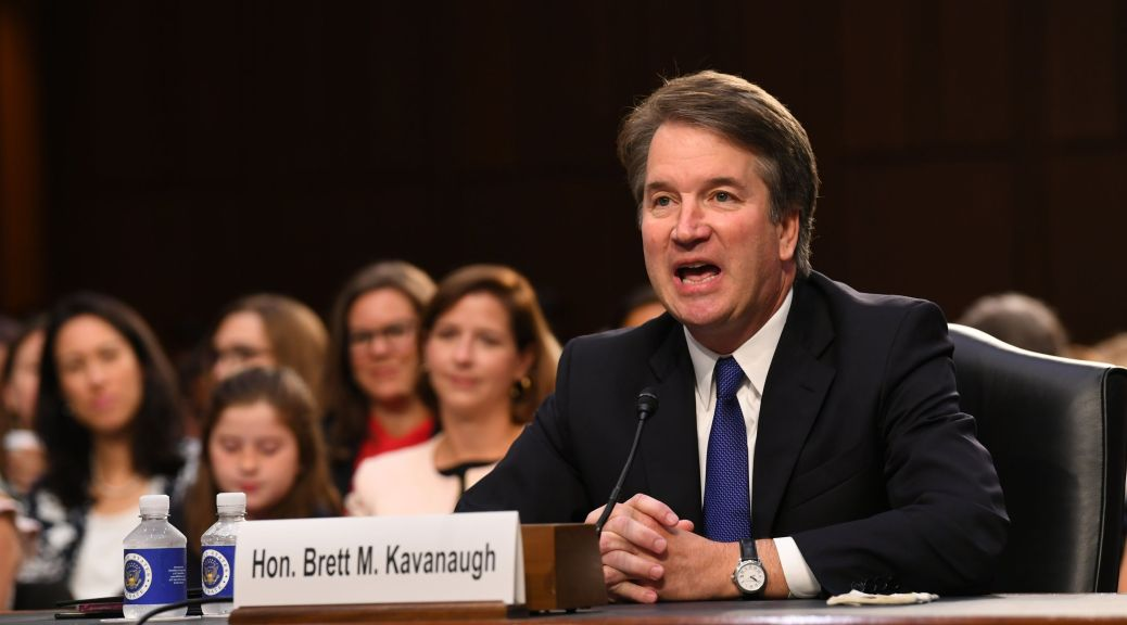 Kavanaugh hearings with John Kiriakou on I Spy Radio