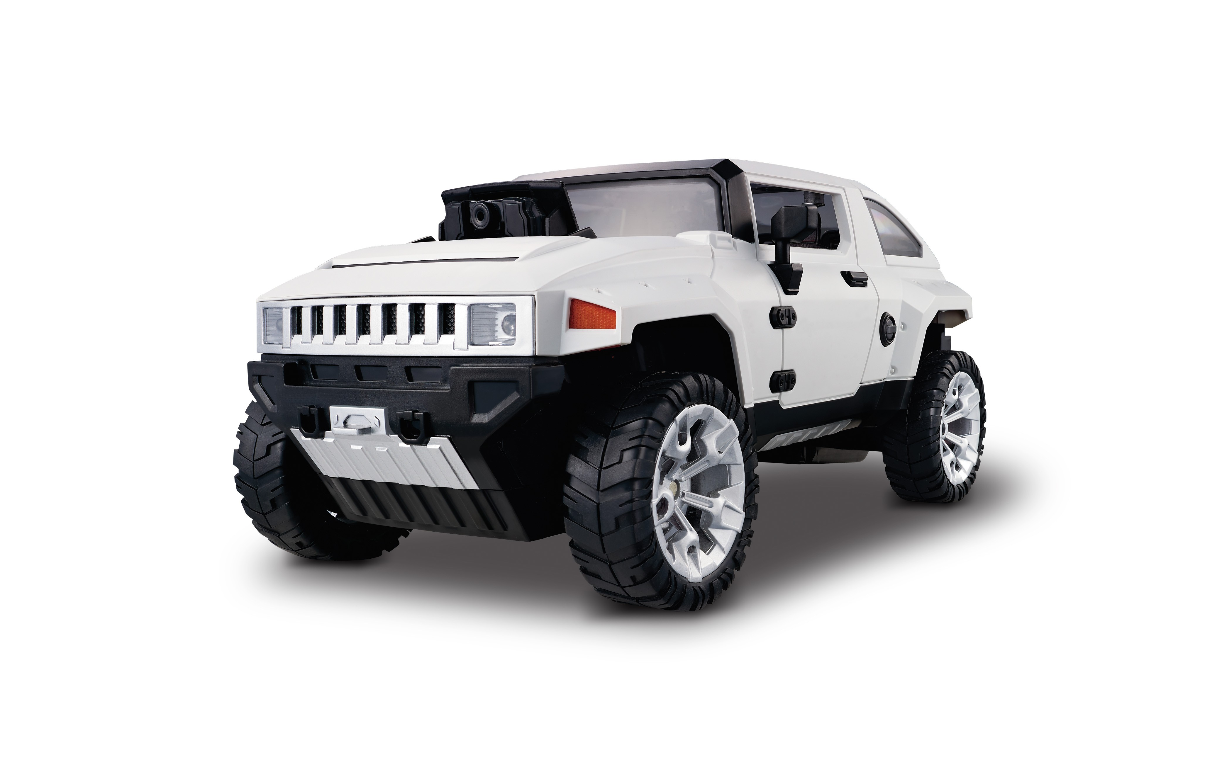 Wifi Controlled Hummer with camera
