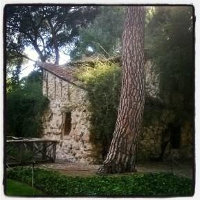 13. La casa de la vieja.