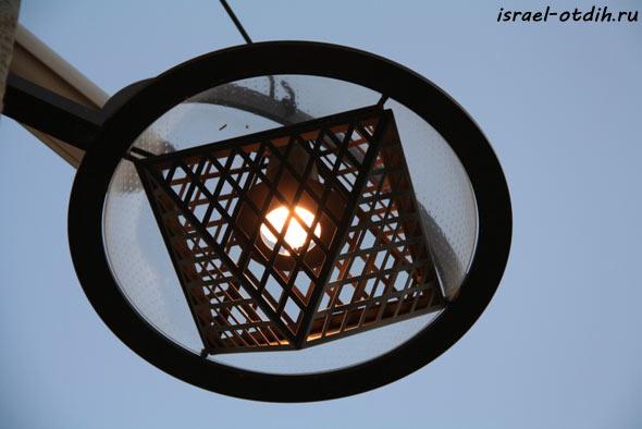 Фонари в Мамиле фото