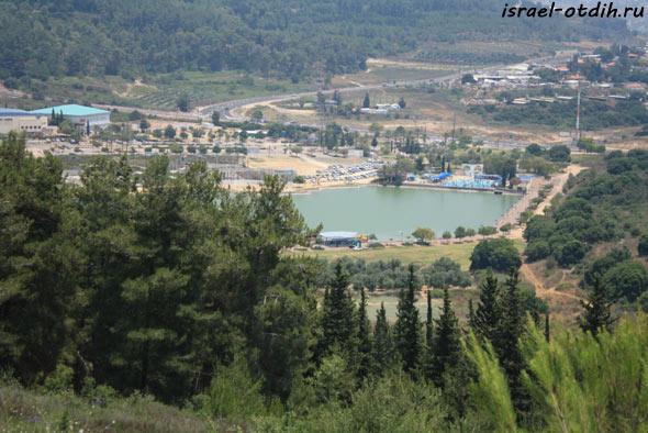 Озеро Монфорт Маалот