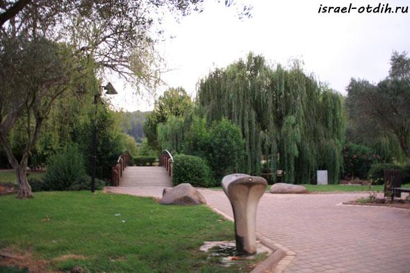 озеро в Маалоте фото