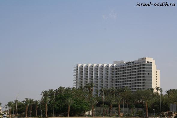 гостиницы на мёртвом море