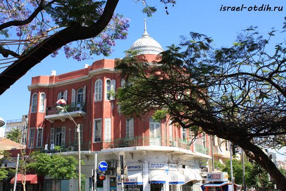 Изравиль Тель Авив фото