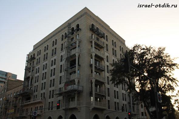 Отели Иерусалима фото