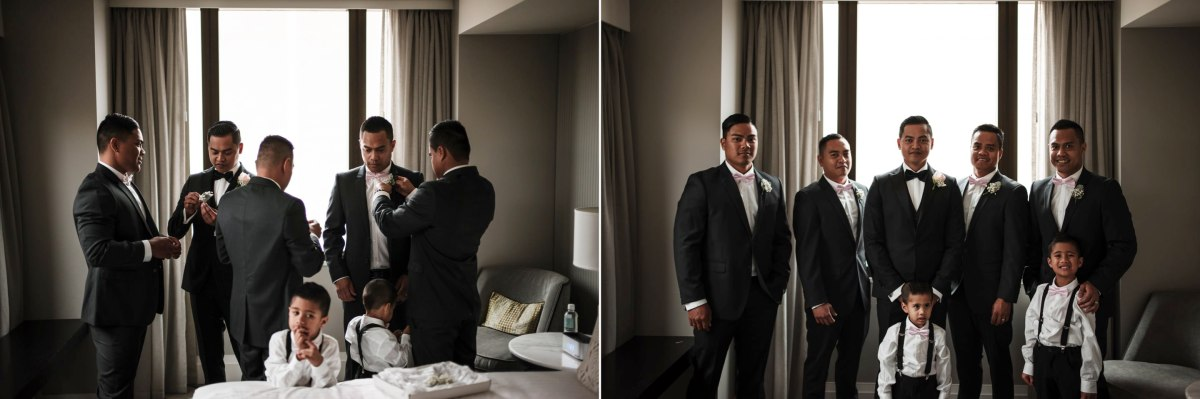 The Mayfair Hotel Wedding Photos