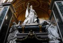 Tumba del papa León XIII