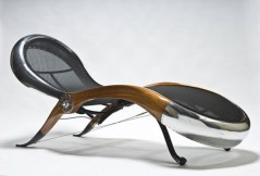 Aviator chair by David Catta