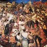 Chapultepec Castle painting