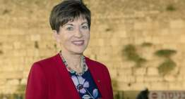 NZ Governor General in Israel for ANZAC Centenary