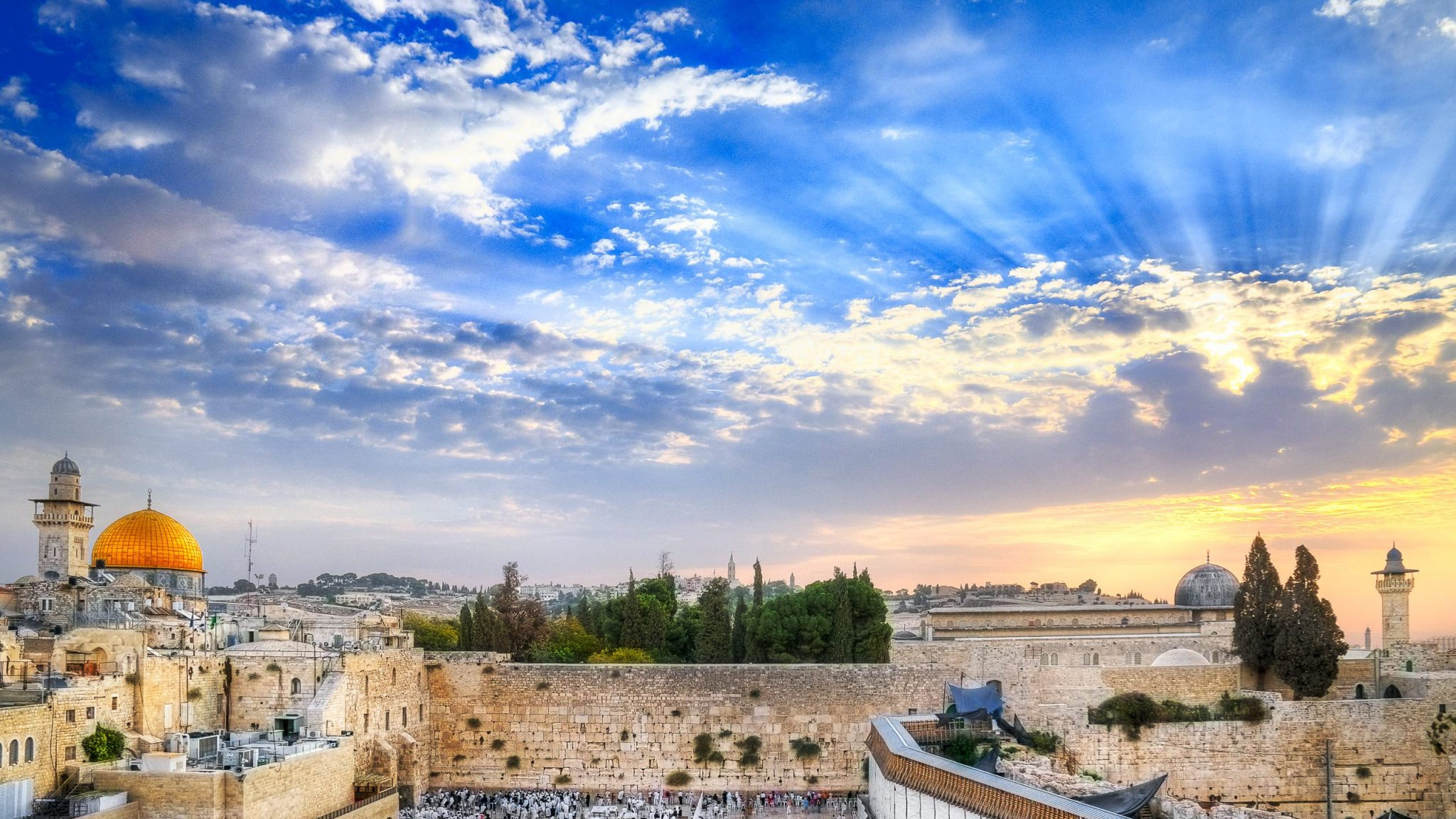 Jerusalem controversy: nothing new