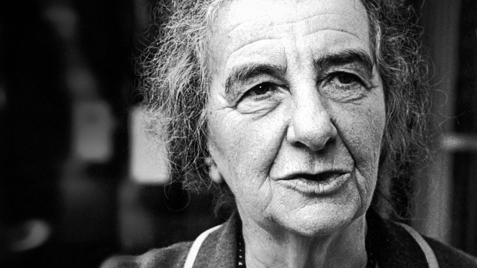 Golda Meir: On the Palestinians