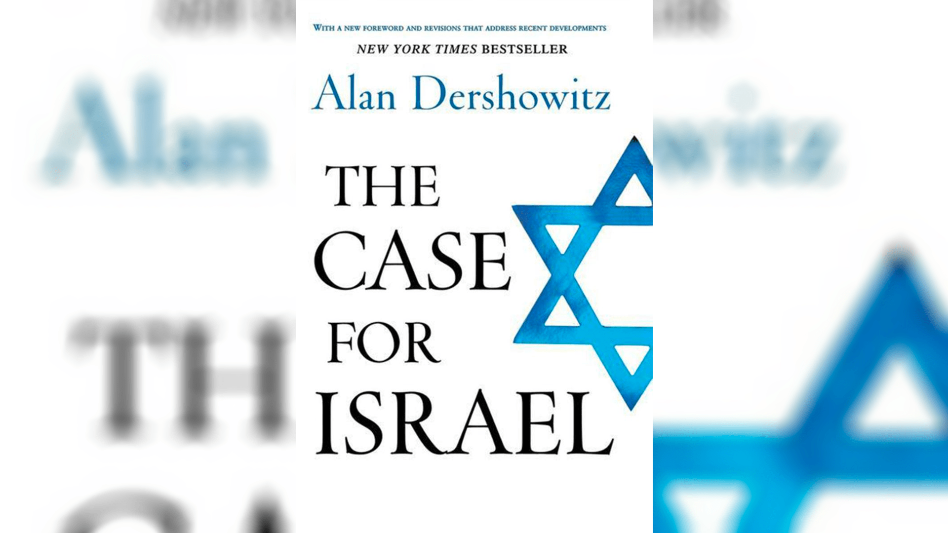 Book Review: The Case for Israel