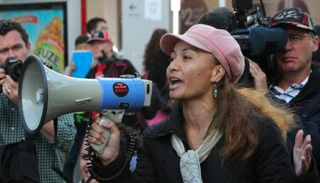 Is Marama Davidson a dogmatic street activist or serious political leader?