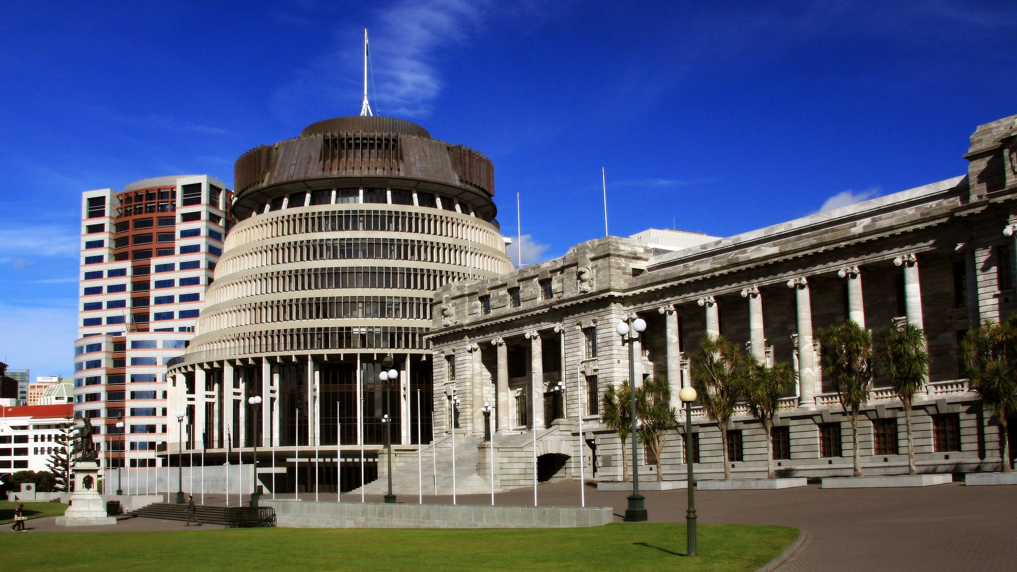 New Zealand government bias against Israel