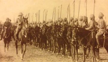 The most remarkable cavalry campaign that liberated a city and a religion