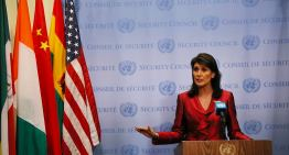 Ambassador Nikki Haley: the most popular US politician