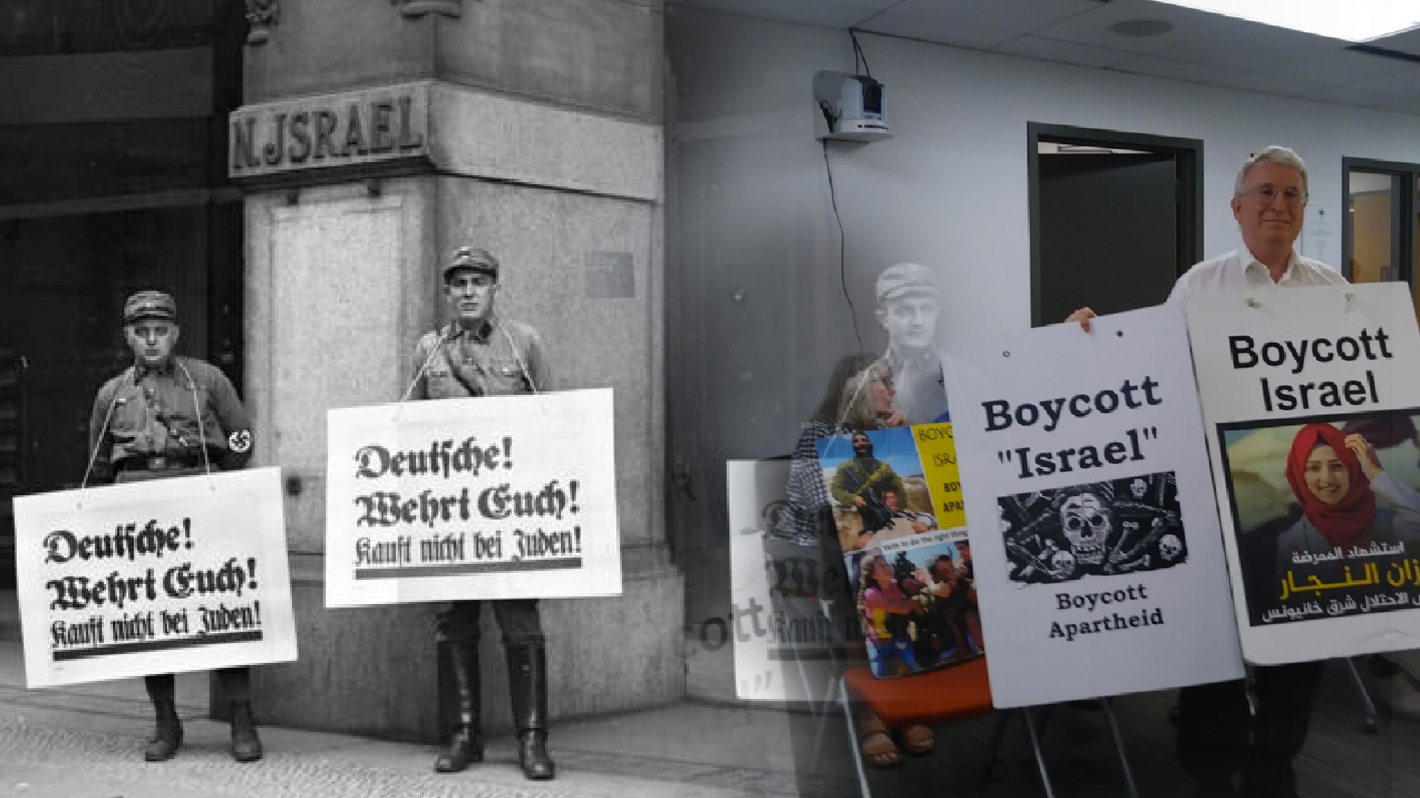 Anti-Israel sentiment in NZ Unions spills over into antisemitism and calls for murder of Jews