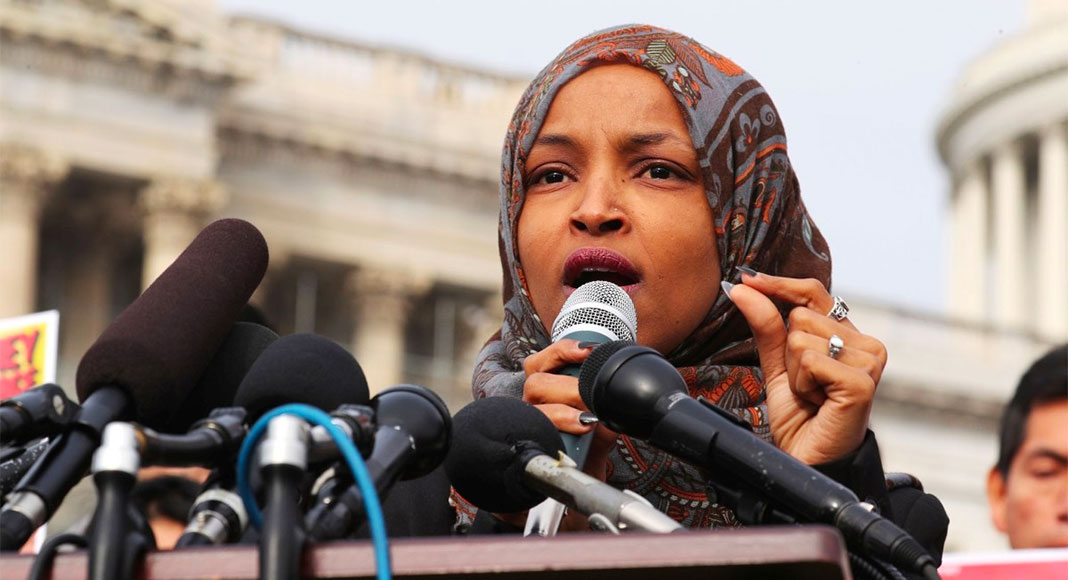 Image result for Rep. Ilhan Omar pushes for release of jailed Muslim Brotherhood leader