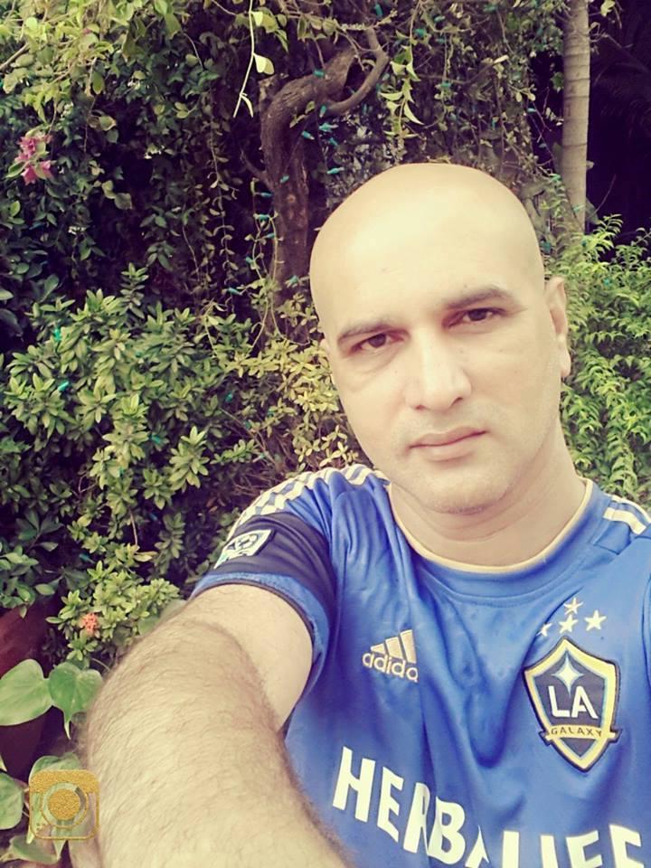 Photo of Naveed Anjum, 2015