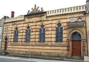 Bradford Reform Synagogue exterior