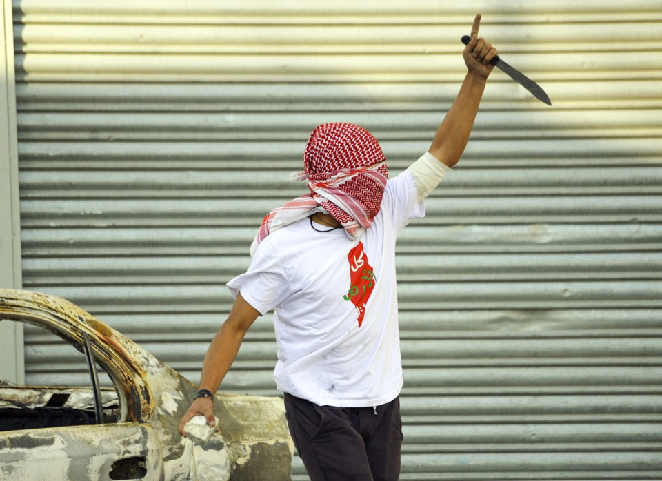 Image result for арабский террорист с ножом