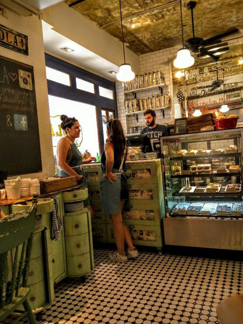 Cafe Nola, Tel Aviv