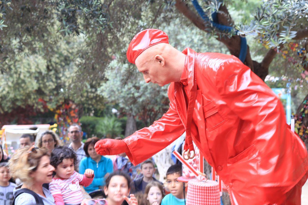 Haifa International Children's Theater Festival, 12-14 of April 2017