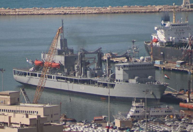 Haifa hosts Indian Navy ships