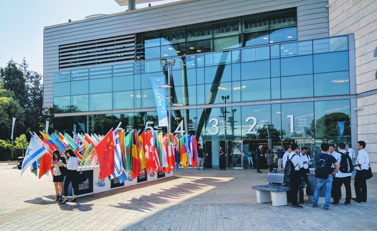 WATEC 2019 opens in Tel Aviv