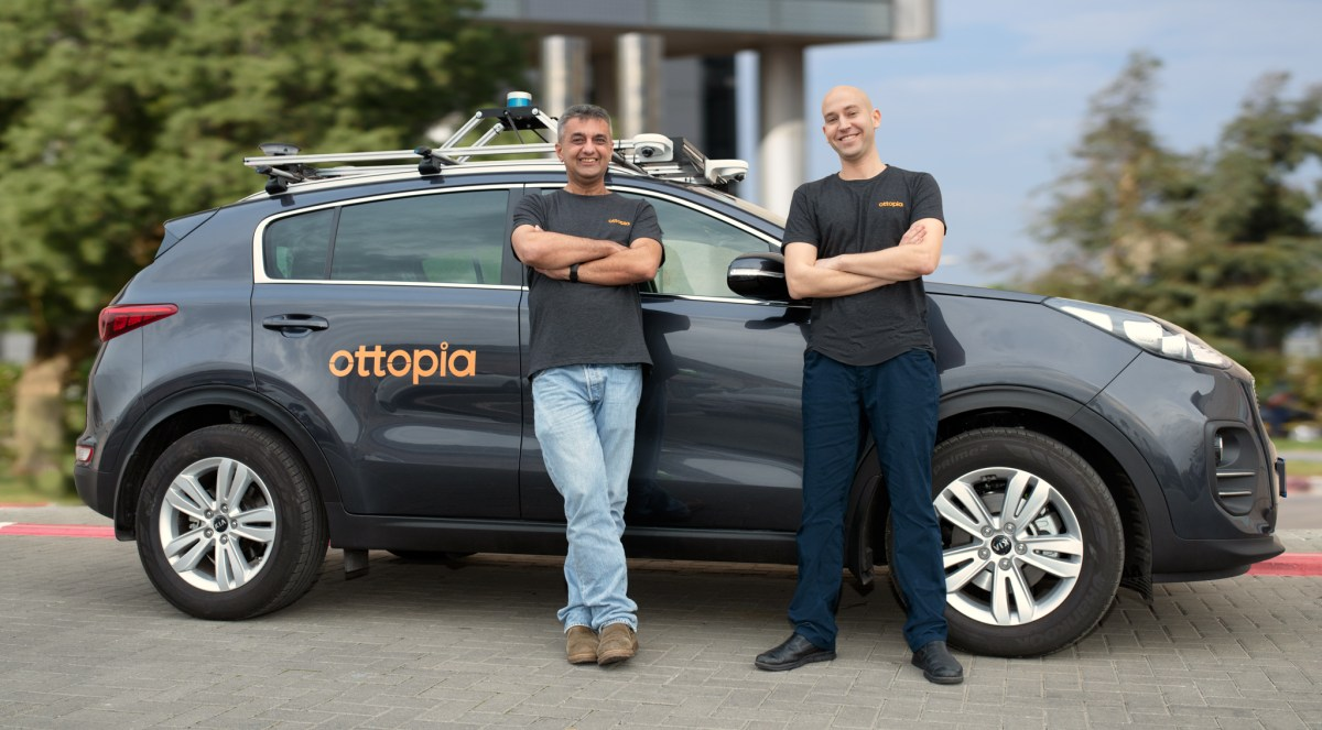 Israeli Startup Ottopia Closes $3 Million to Bring Remote Assistance to Autonomous Vehicles